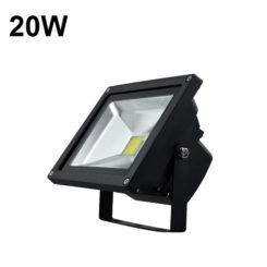 20W Black Color Outdoor Flood Light