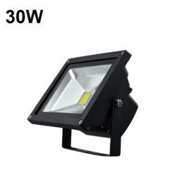 30W Black Color Outdoor Flood Light