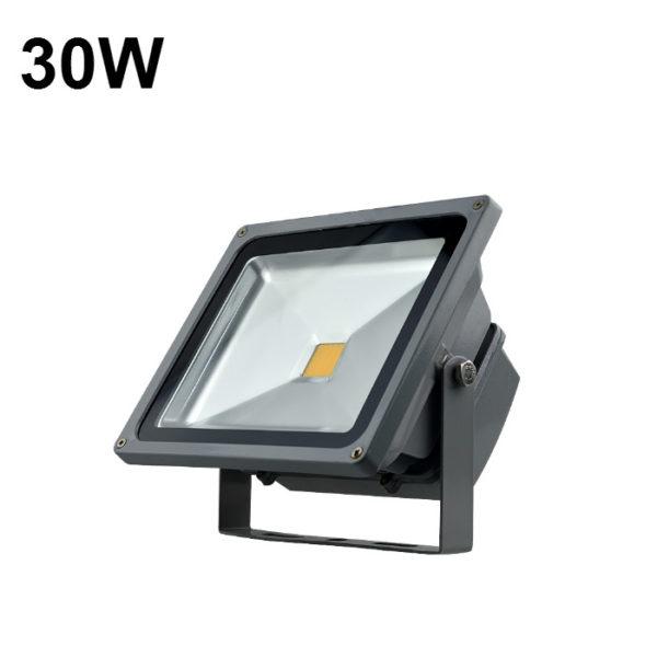 30W Gray Color Outdoor Flood Light