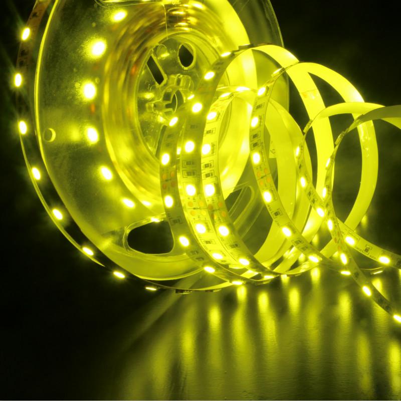 5M//16.4ft Flexible Warm White 5050 SMD LED Strip Light 300leds Decorate Lamp 12V