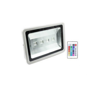 200 Watt RGB LED Flood Light