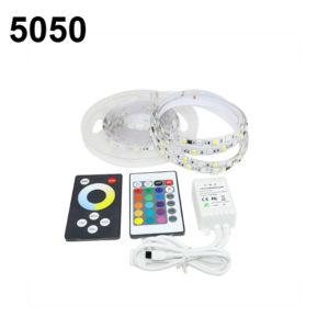 5050 CCT tira del LED RGB Light