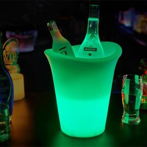 RGB LED Ice Bucket