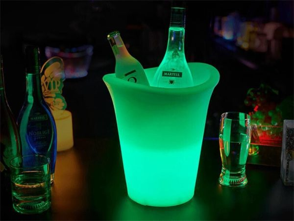RGB LED Ice Bucket