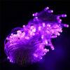 purple led string