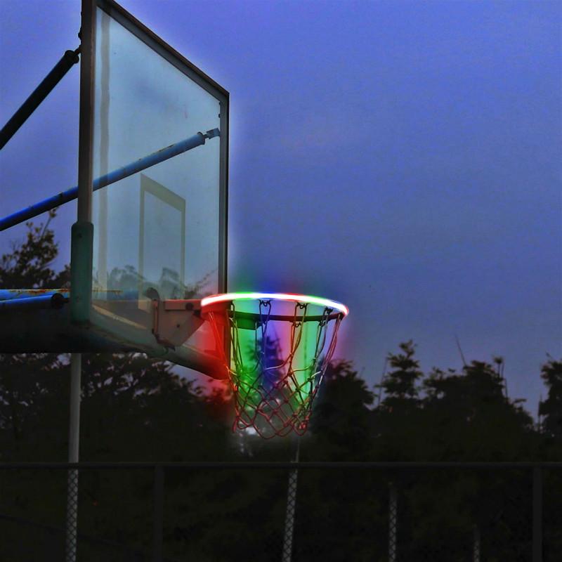 Basketball frame light