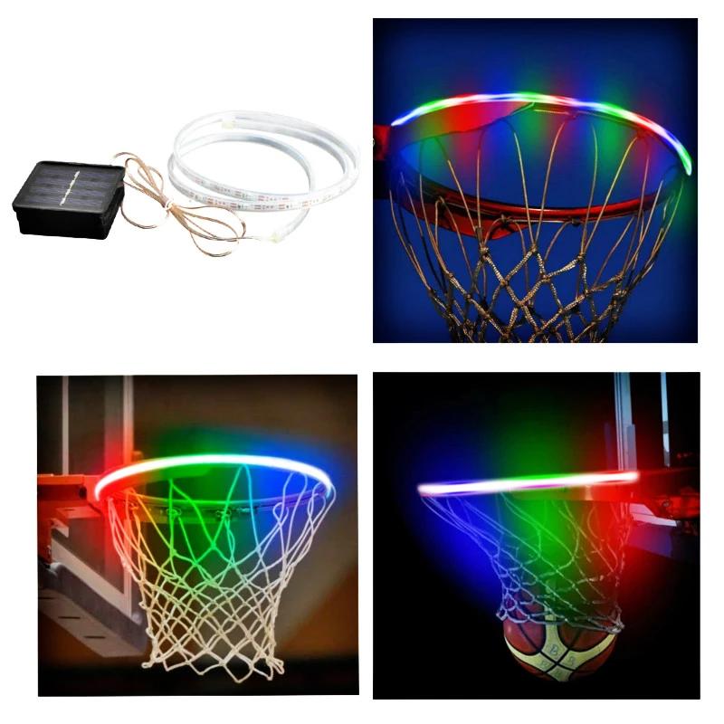 LED Basketball Rim Light