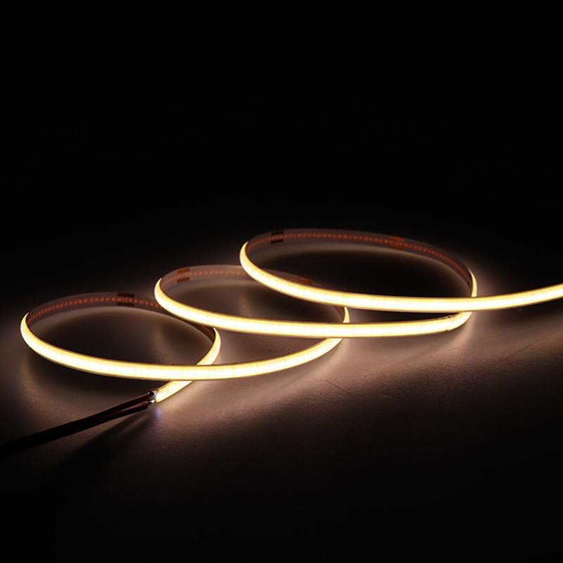 led cob strip flexible