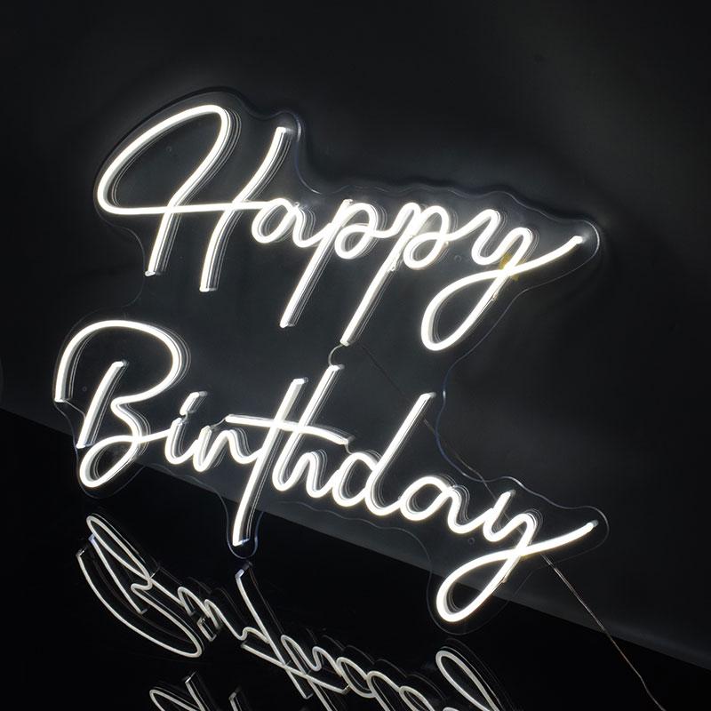 LED Happy Birthday