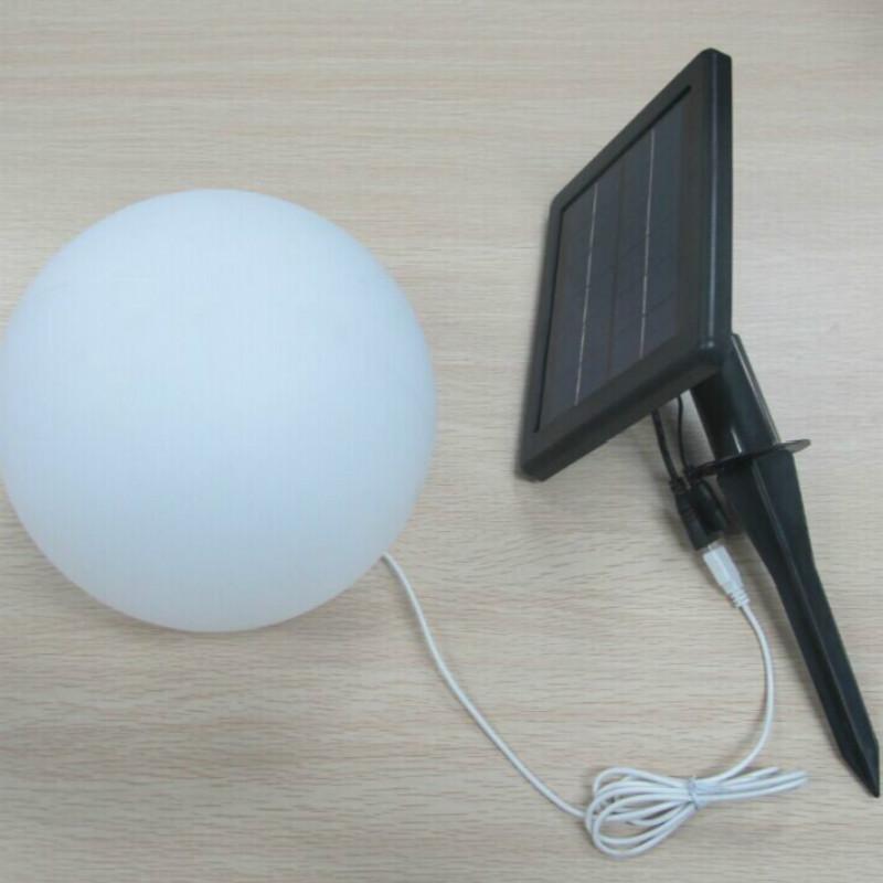 Solar LED Ball