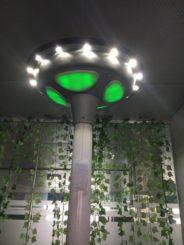 UFO LED Garden Light