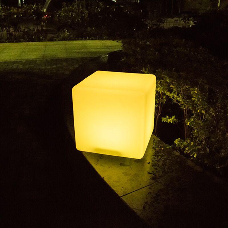 20cm LED Cube