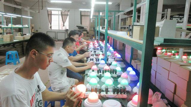 LED ICE Bucket Factory