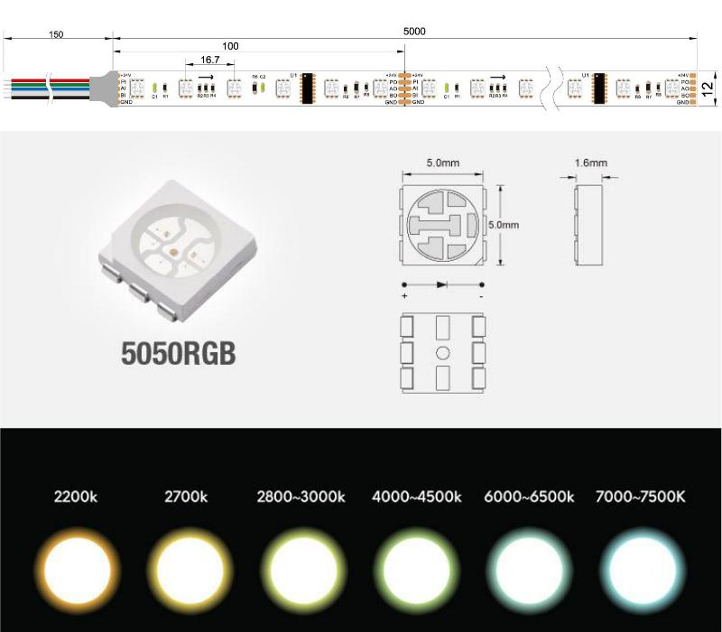 12v LED Strip Light