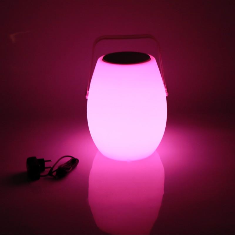 Rechargeable LED Speaker