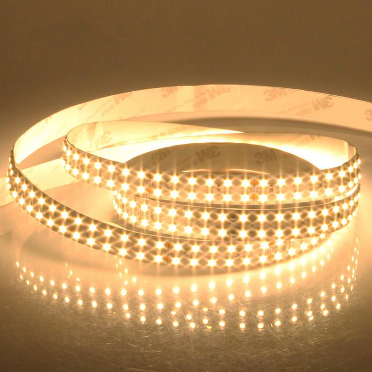 Warm White Waterproof 3528 LED Strip