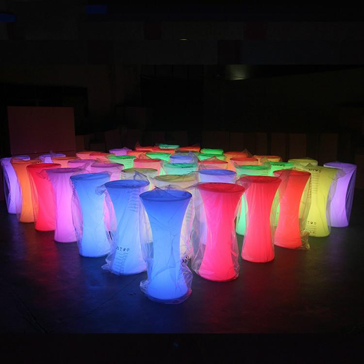 coffee table led furniture