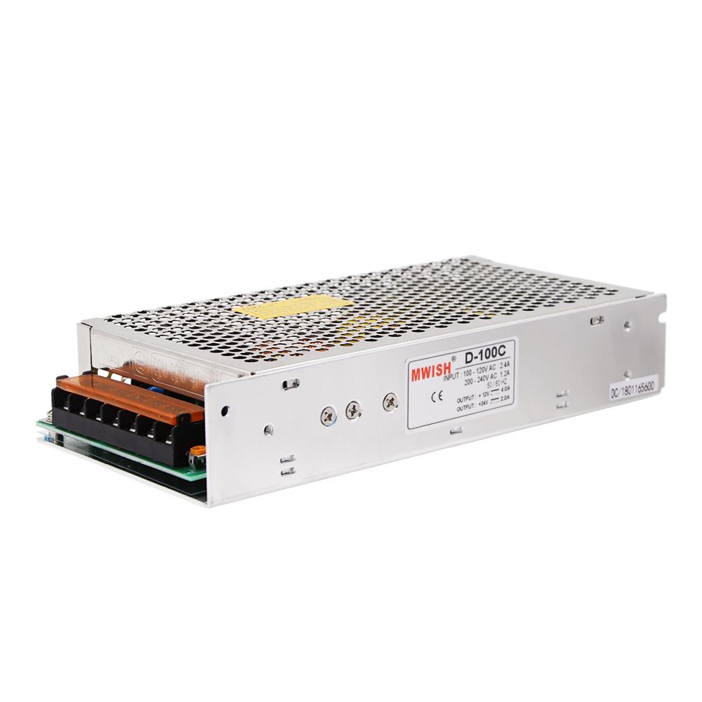 100w 24v power supply