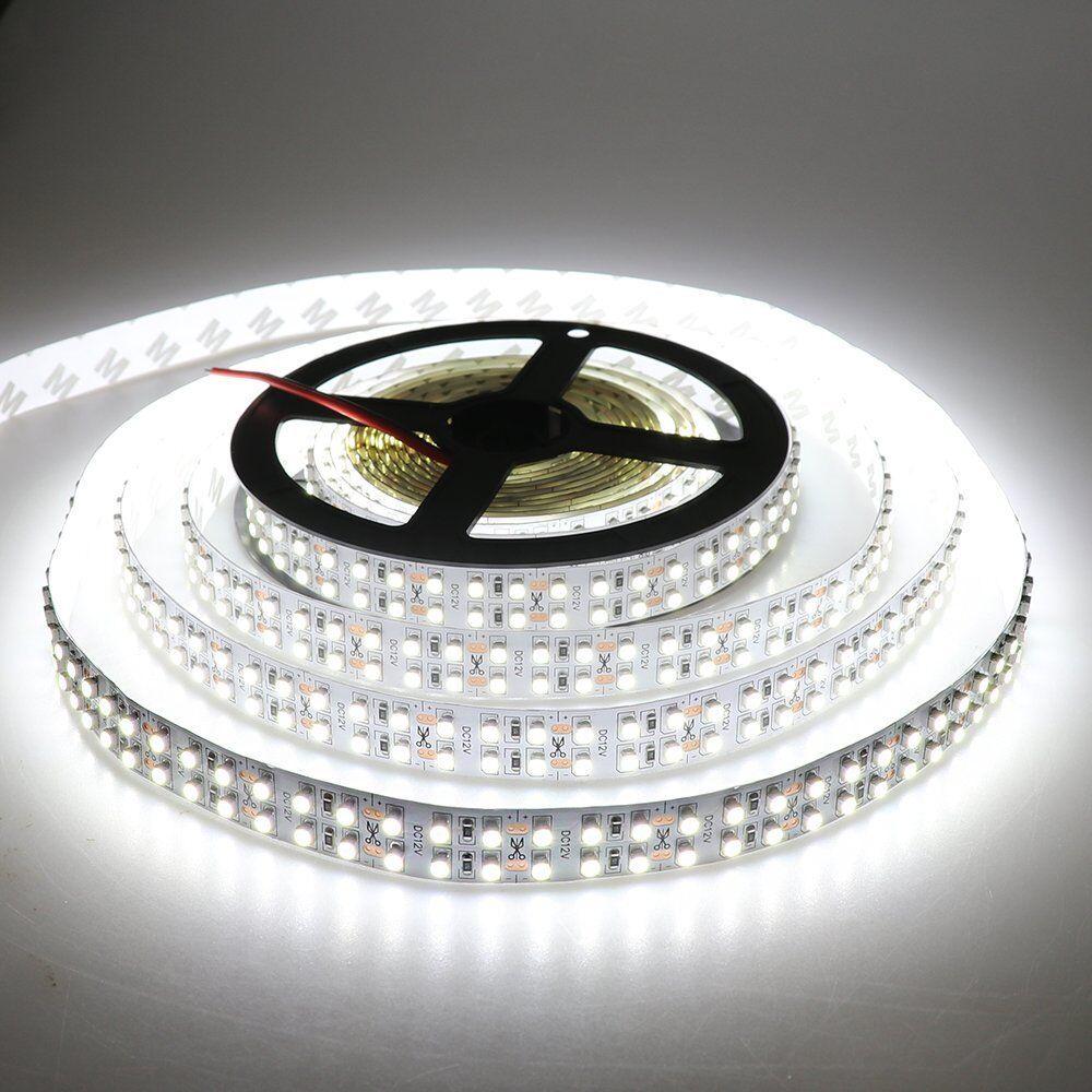 6500K Double Row LED Strip