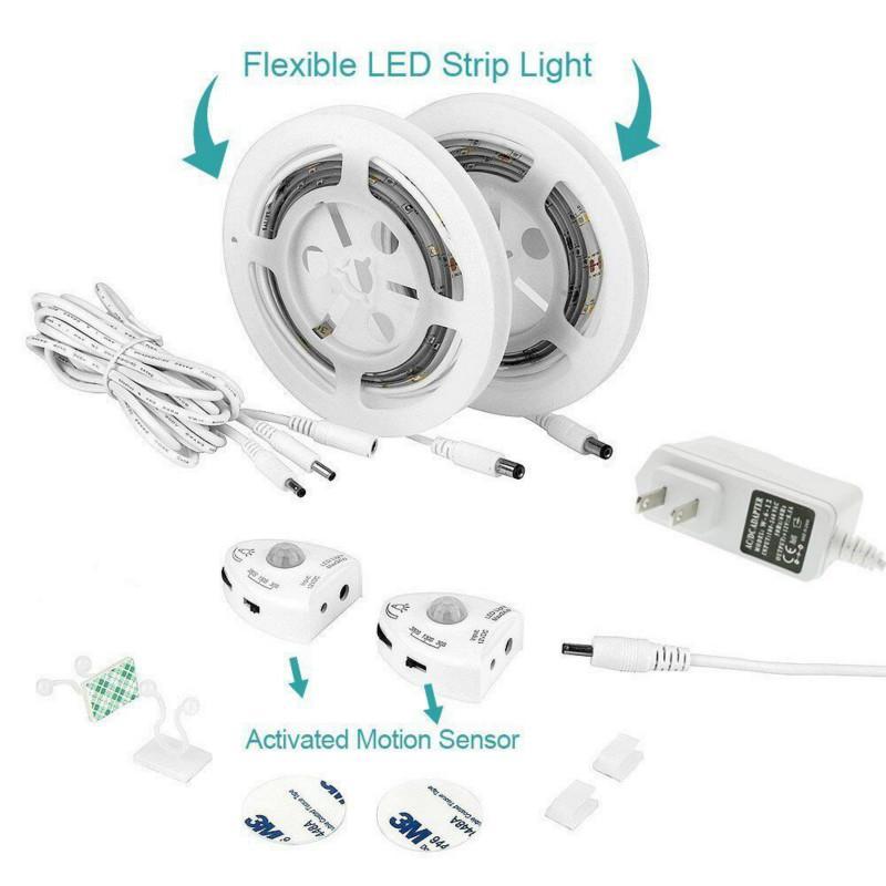 LED Digital Bed-Lighting