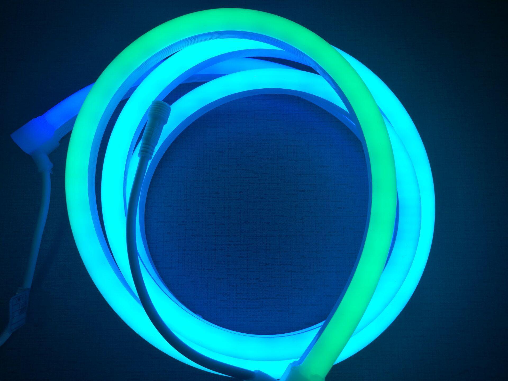 dmx neon flex