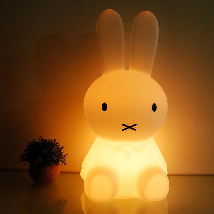 rabbit led light