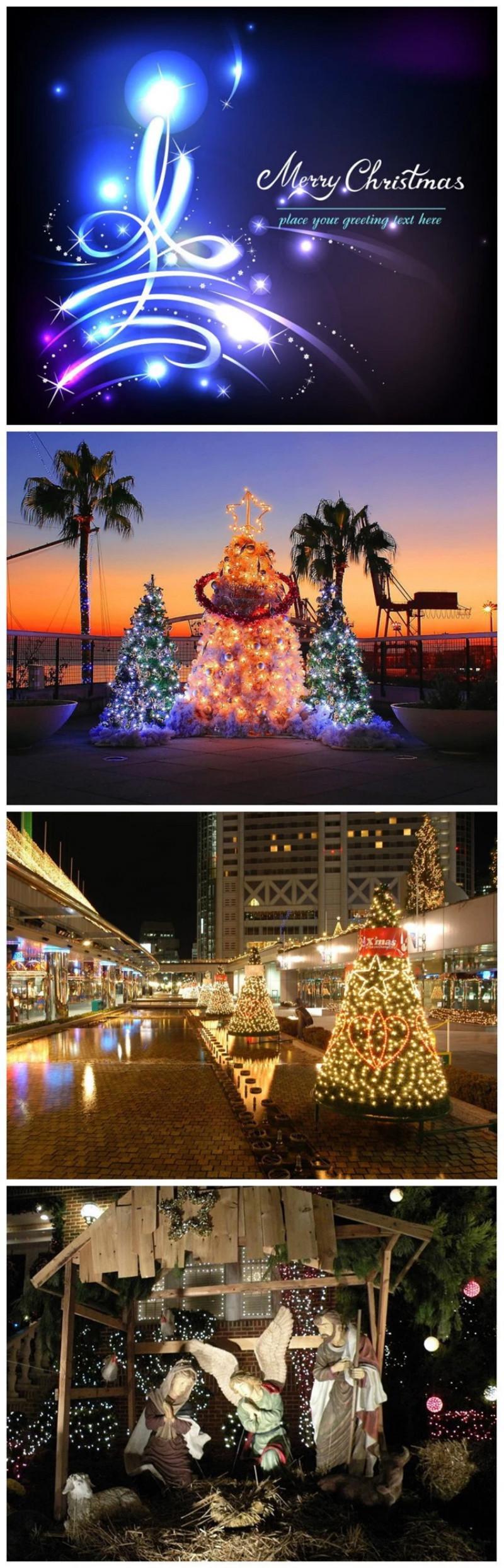 LED String Christmas