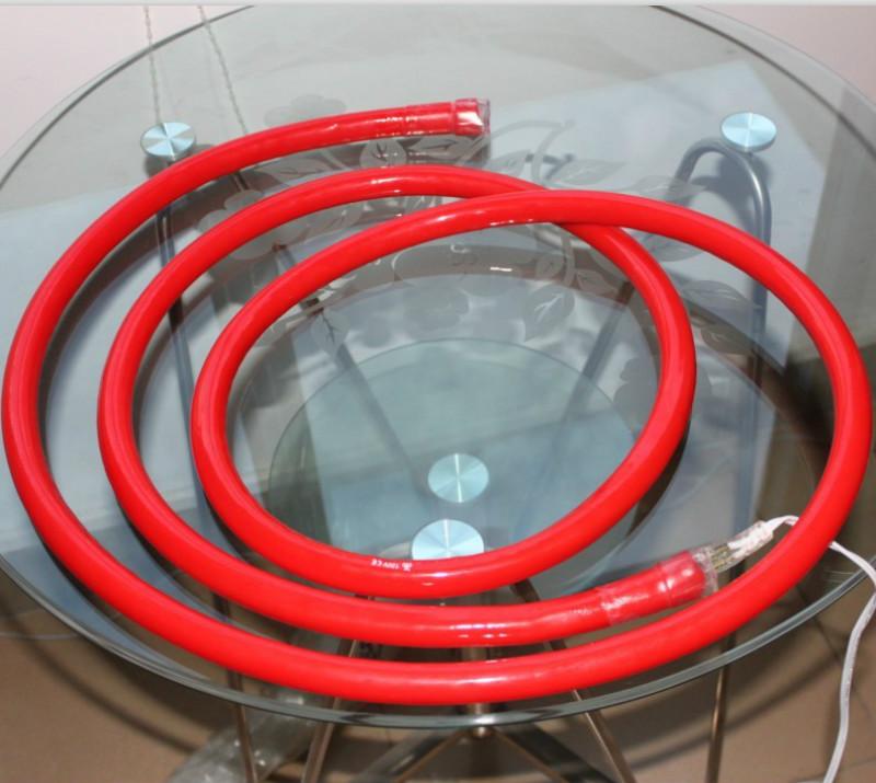 360 degre rgb led neon flex