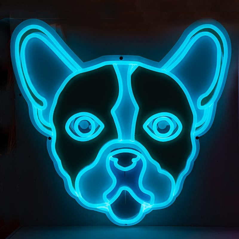 Custom Dog Neon Sign
