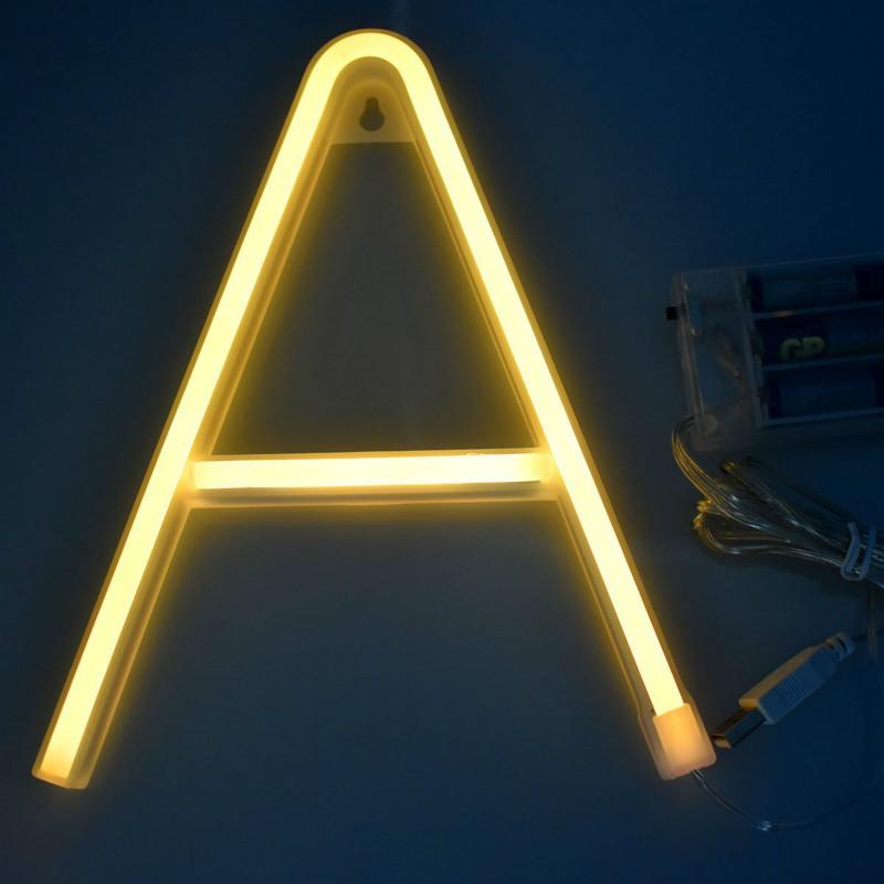 lampad a neon