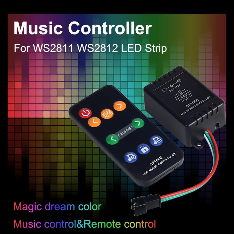 music reactive led strip