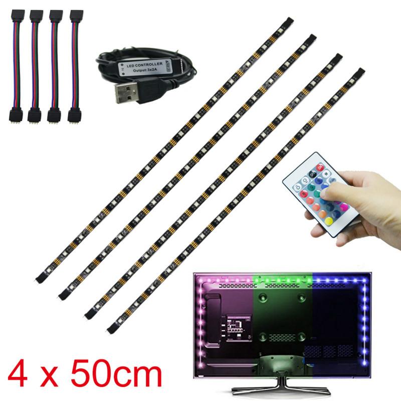 strip light led tv