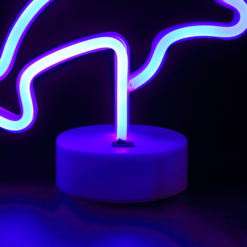 decorative neon lamp