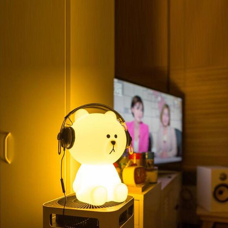 bear led lamp
