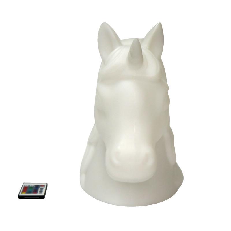 led lamp unicorn