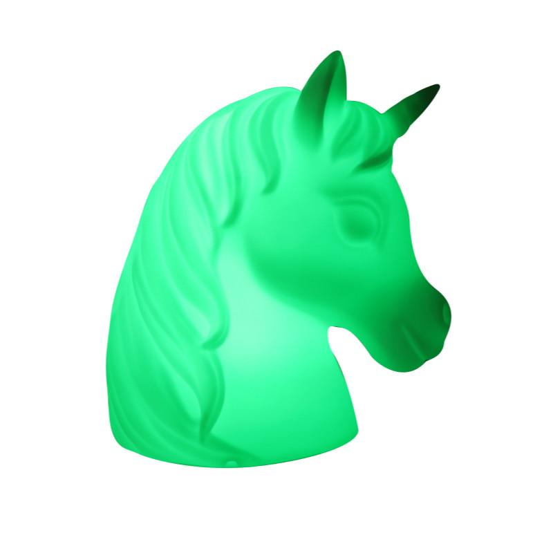led light unicorn