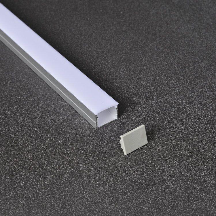 u channel aluminum profile