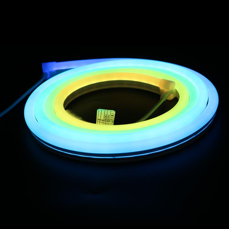 led neon flex connectors