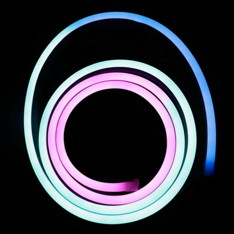 led neon flex rgb dmx