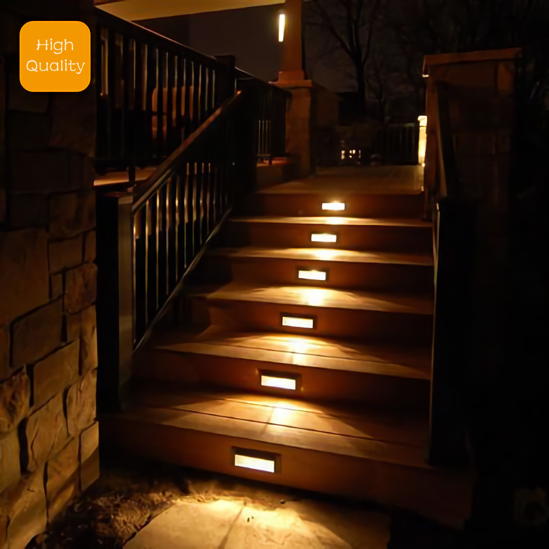 led stair wall light