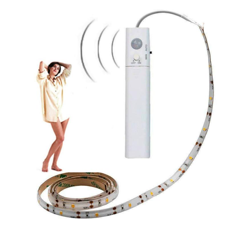 led strip light with motion sensor