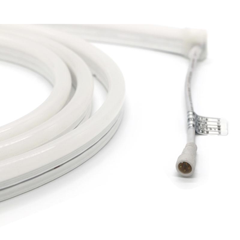 neon flex connector