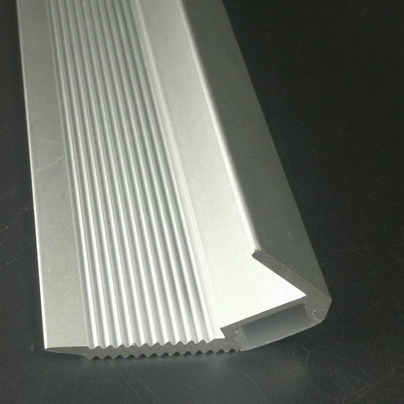 cinema led profile aluminium for stair