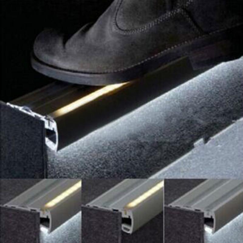 led stair edge profile