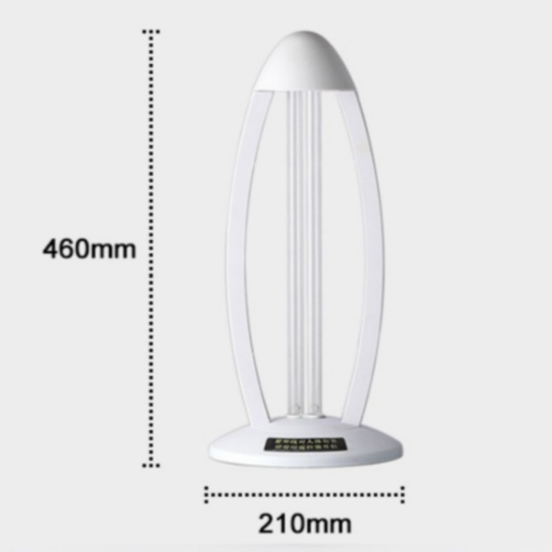 uv light lamp ozone