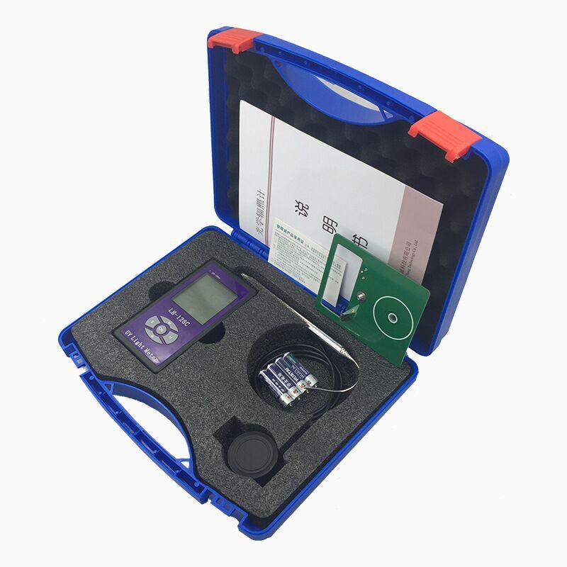uvc test meter
