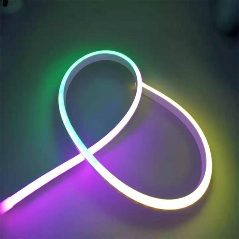 addressable dmx led neon flex 12v