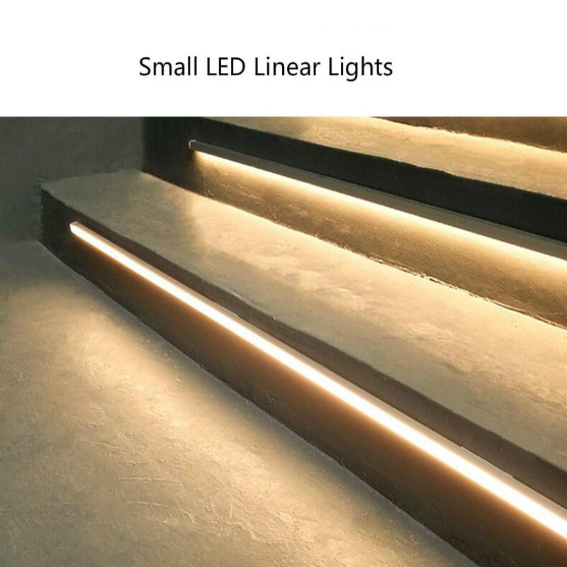 Small LED Liner Step Light