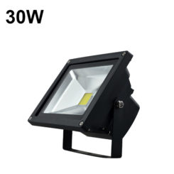 30W Black Color Outdoor Flood Light