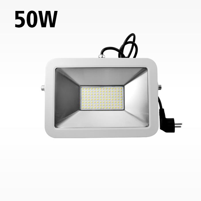 50W slim led flood lights
